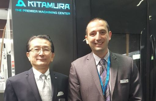 CAMplete Solutions New Partnership With Kitamura Machinery