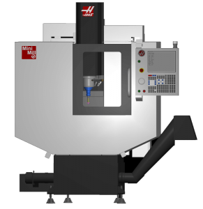 Haas Mini Mill CAMplete Simulation