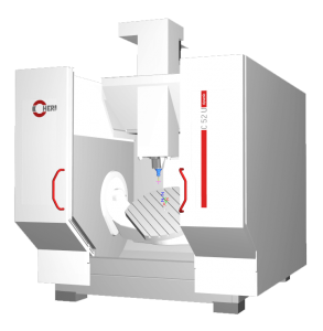 Hermle C52 CAMplete Simulation