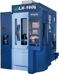 CAMplete Machine Partners - Matsuura LX-160