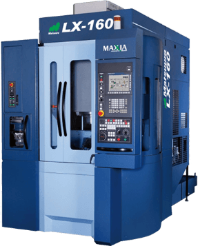 Matsuura LX-160 High Speed Machining
