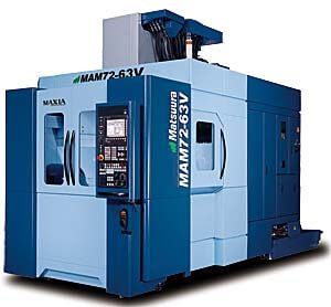 CAMplete Machine Partner - Matsuura MAM72