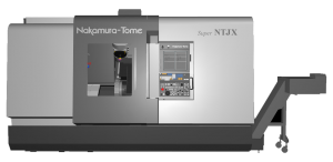 CAMplete TurnMill Machine Simulation - NTJX