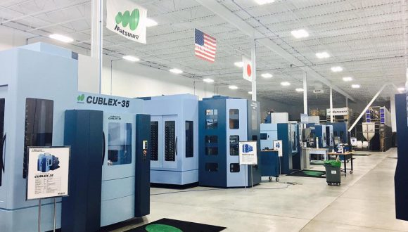 Matsuura USA Case Study Feature