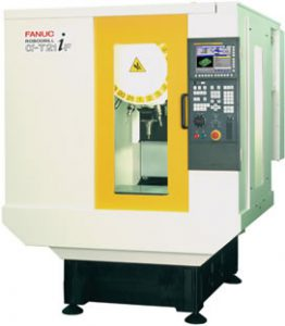 CAMplete Machine Partners - Fanuc Robodrill T14iF