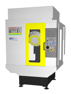 Fanuc Robodrill T14iF CAMplete Simulation