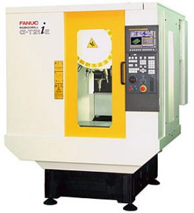 CAMplete Machine Partner - Fanuc Robodrill T21iE