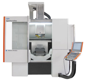 CAMplete Machine Partner - Mikron HPM 800U
