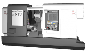 CAMplete TurnMill Machine Simulation - NTJ