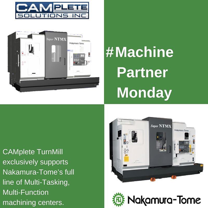 Today our Machine Partner Monday focus is on our partnerhellip