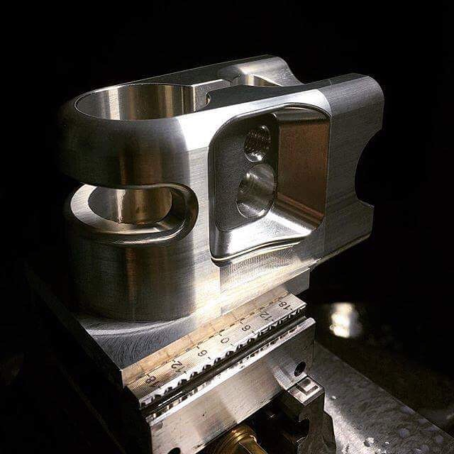 vonsothenracing shared this great photo machined on a Matsuura MX520hellip
